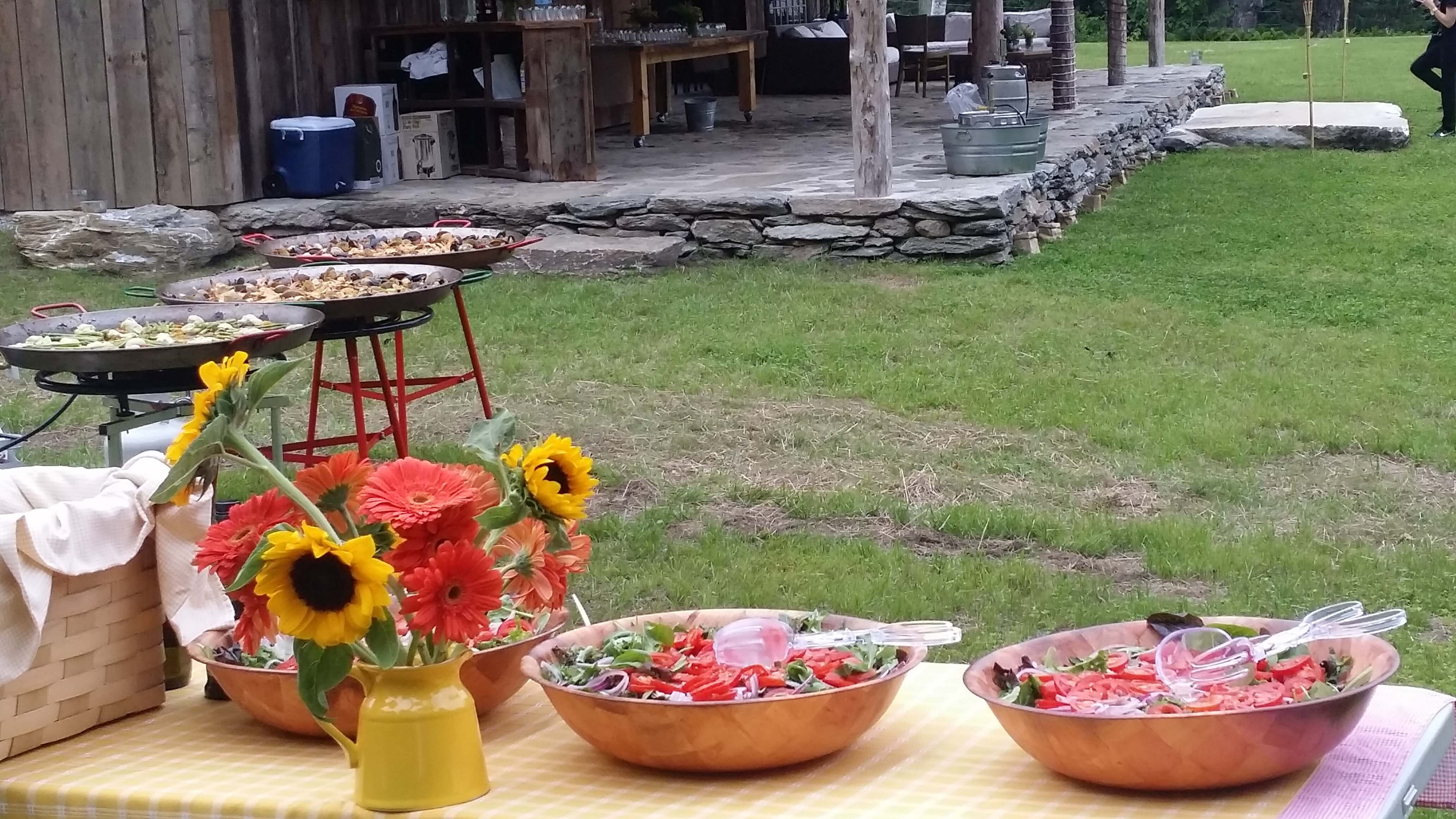 paellas at your place by antonio boston paella catering